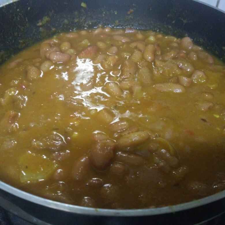 How to make Rajma masala