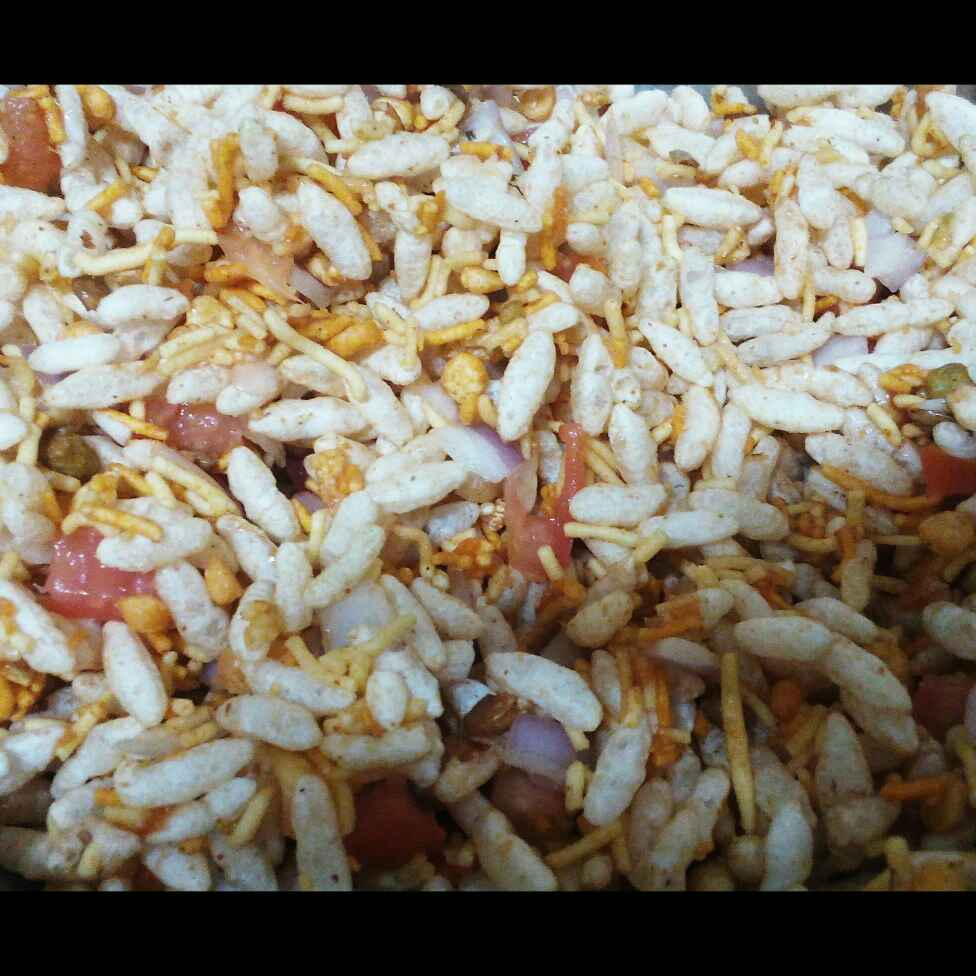 How to make Spicy Bhel