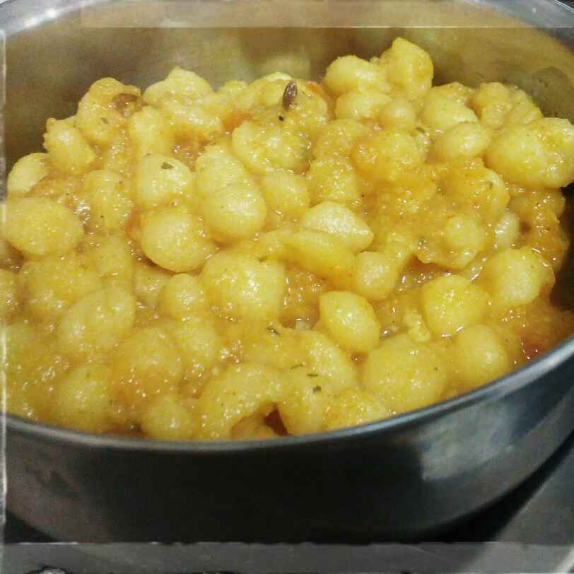 Photo of Boondi ki Sabzi by Neha Seth at BetterButter