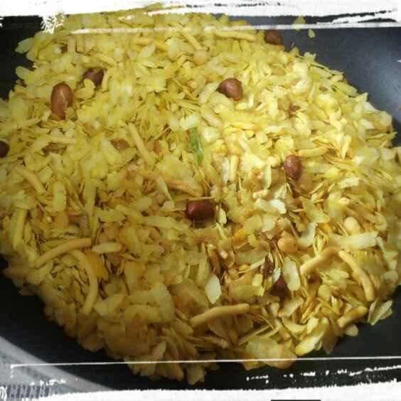 How to make Poha namkeen