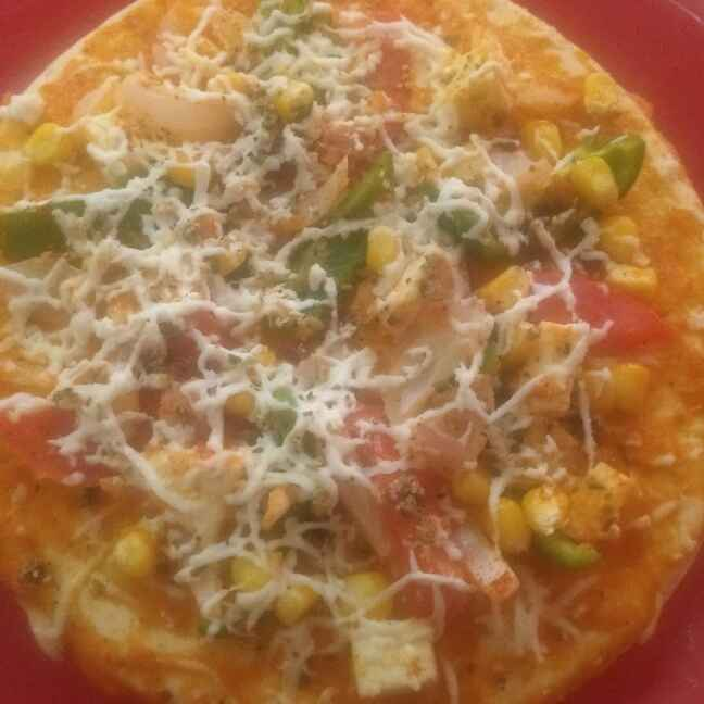 How to make Vegetable Pizza