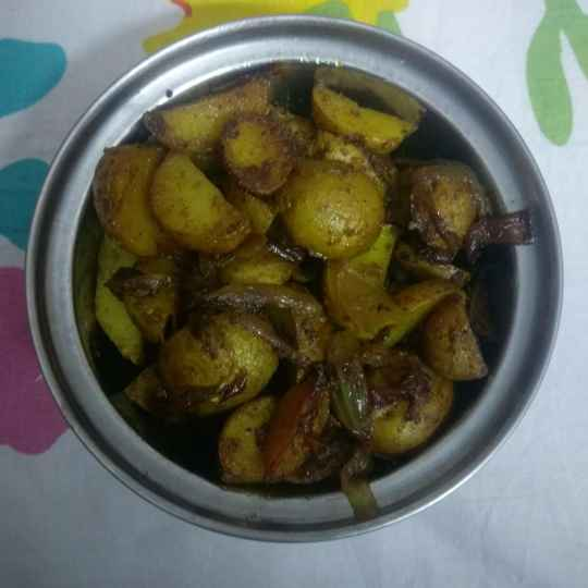 How to make Baby Potatoes
