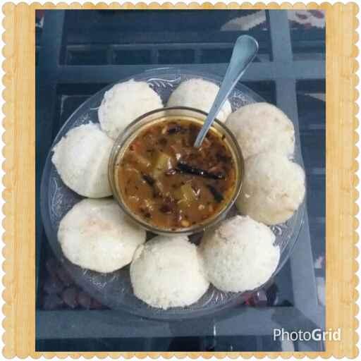 Photo of Sama rice idli with sambhar for navratri by Neha Sharma at BetterButter