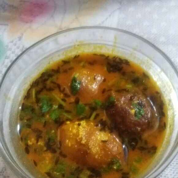 Photo of Dum Aloo Sabzi for Fast by Neha Sharma at BetterButter