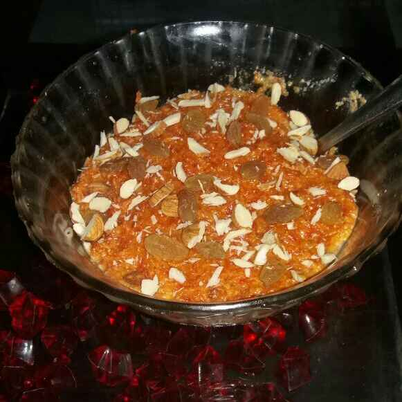 How to make Microwave gajar ka halwa