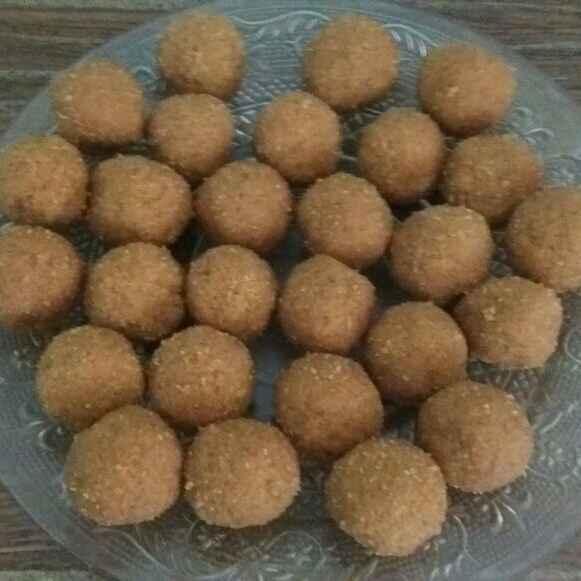 How to make Besan ladoo