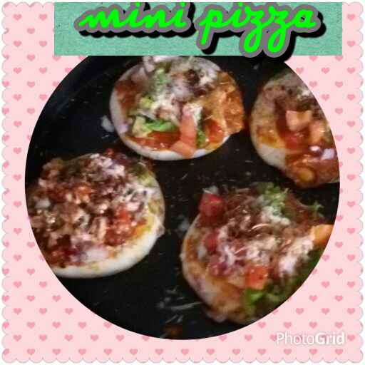 Photo of Mini pizza by Neha Sharma at BetterButter