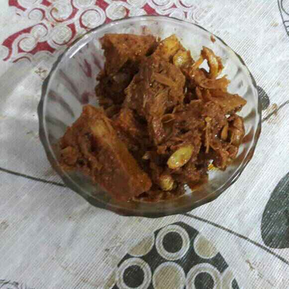 Photo of Jackfruit {Kathal } Pickle by Neha Sharma at BetterButter