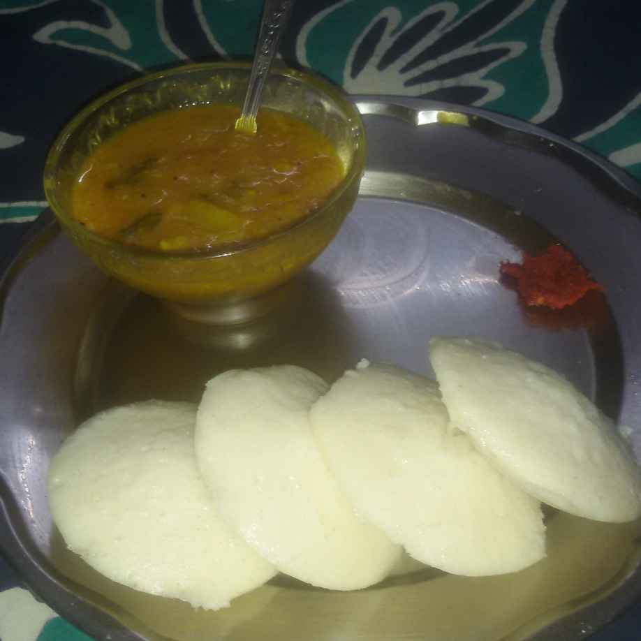 Photo of Idli sambhar by Neha Sharma at BetterButter