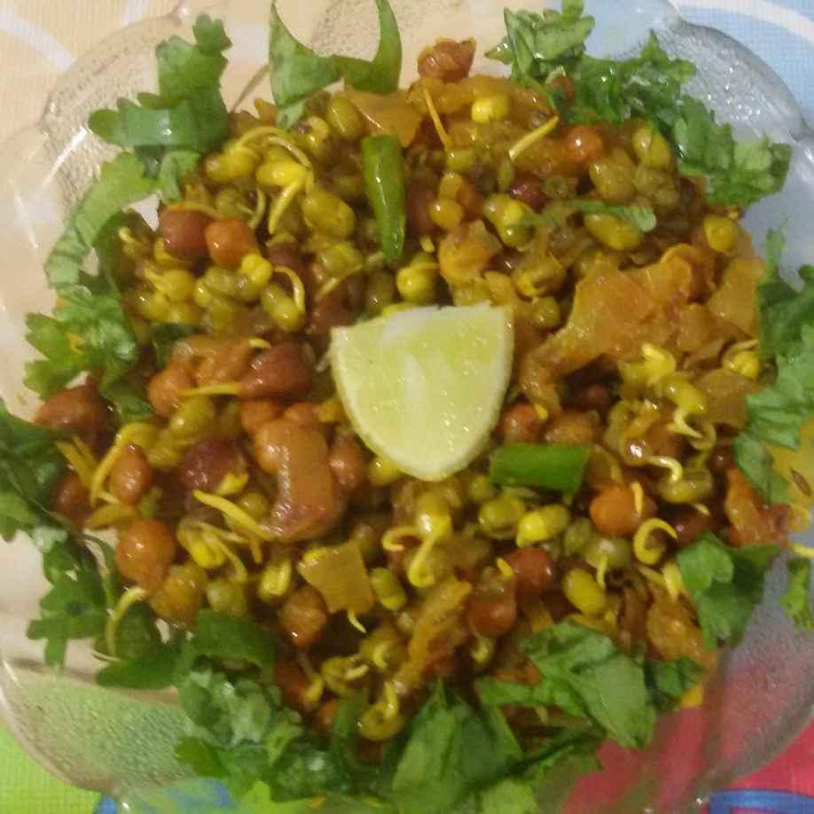 Photo of Ankurit salad by Neha Sharma at BetterButter