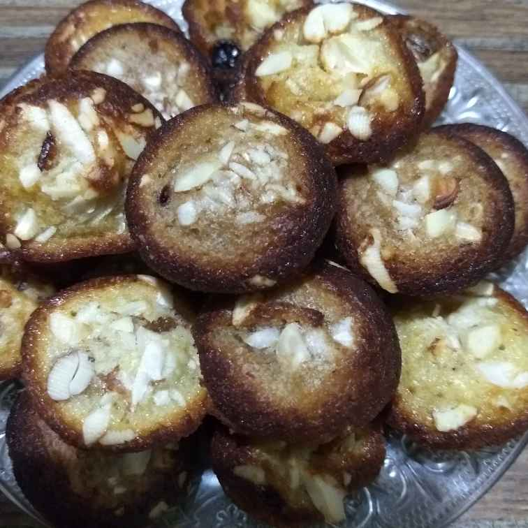 Photo of Meve wale cupcakes by Neha Sharma at BetterButter
