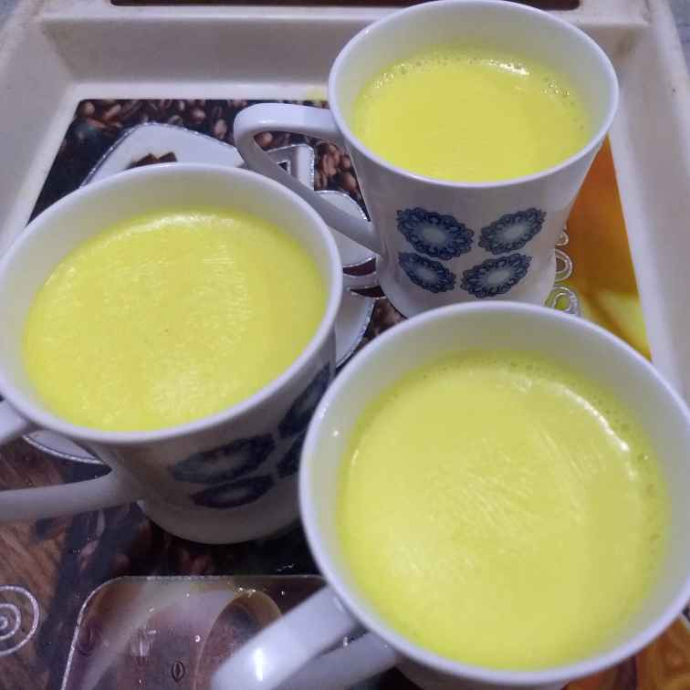 How to make Turmeric milk