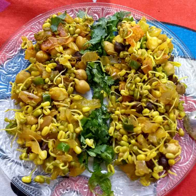 Photo of (mix sprouts) by Neha Sharma at BetterButter