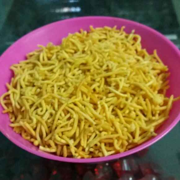 Photo of Lahsun sev by Neha Sharma at BetterButter