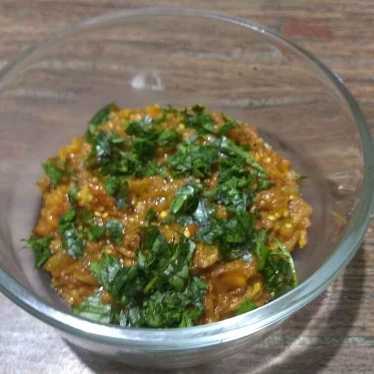 How to make Bharta