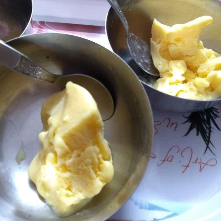 How to make Mango ice cream