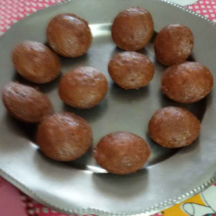 How to make अप्पे केक (बचे हुए बिस्किट से)