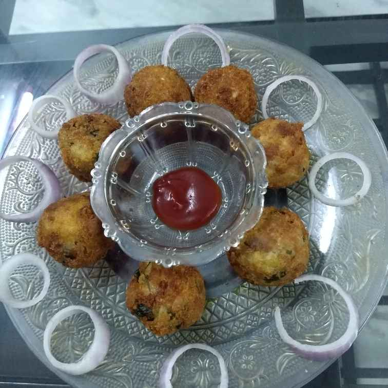 Photo of Surprise balls by Neha Sharma at BetterButter