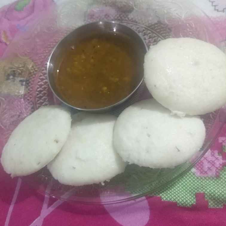 How to make Idli sambhar