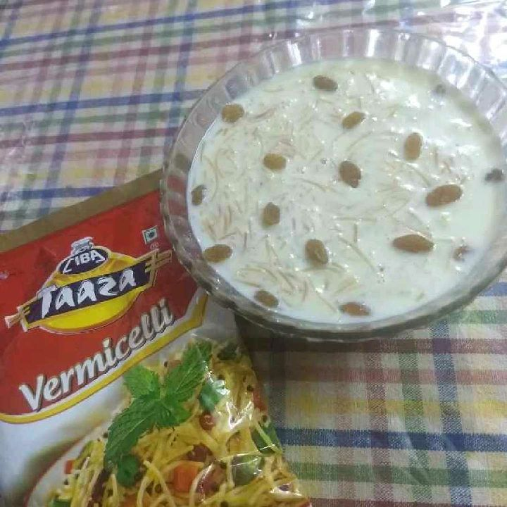 How to make Vermicelli kheer