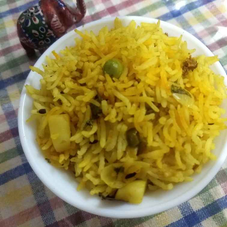 Photo of Delicious pulav by Neha Sharma at BetterButter
