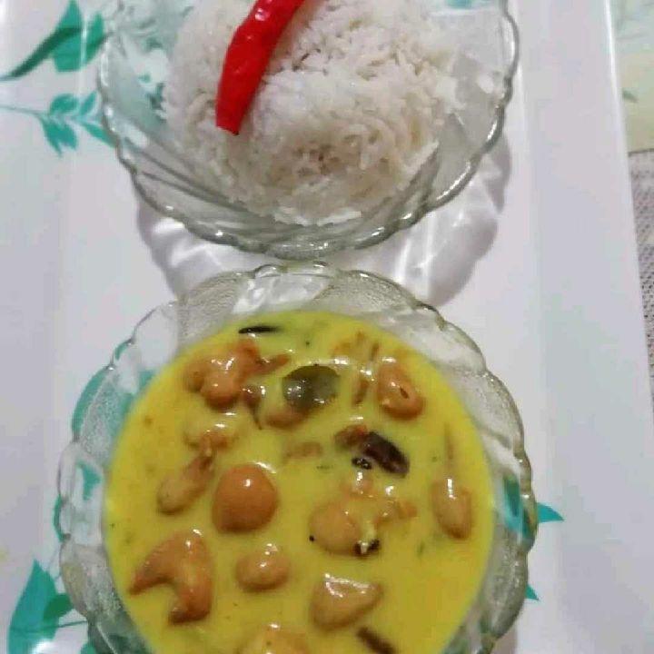 How to make Kadi-Chawal