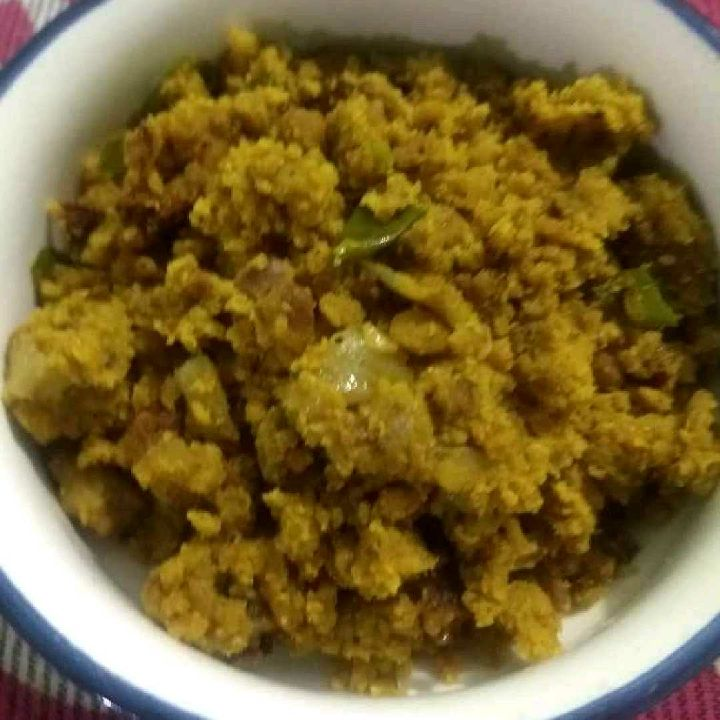 How to make Besan ki sabzi