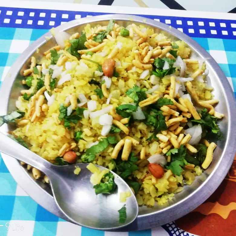 Photo of Healthy poha by Neha Sharma at BetterButter