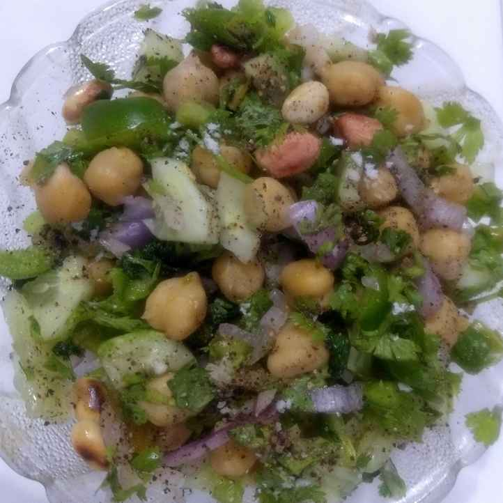 Photo of Chickpeas salad by Neha Sharma at BetterButter