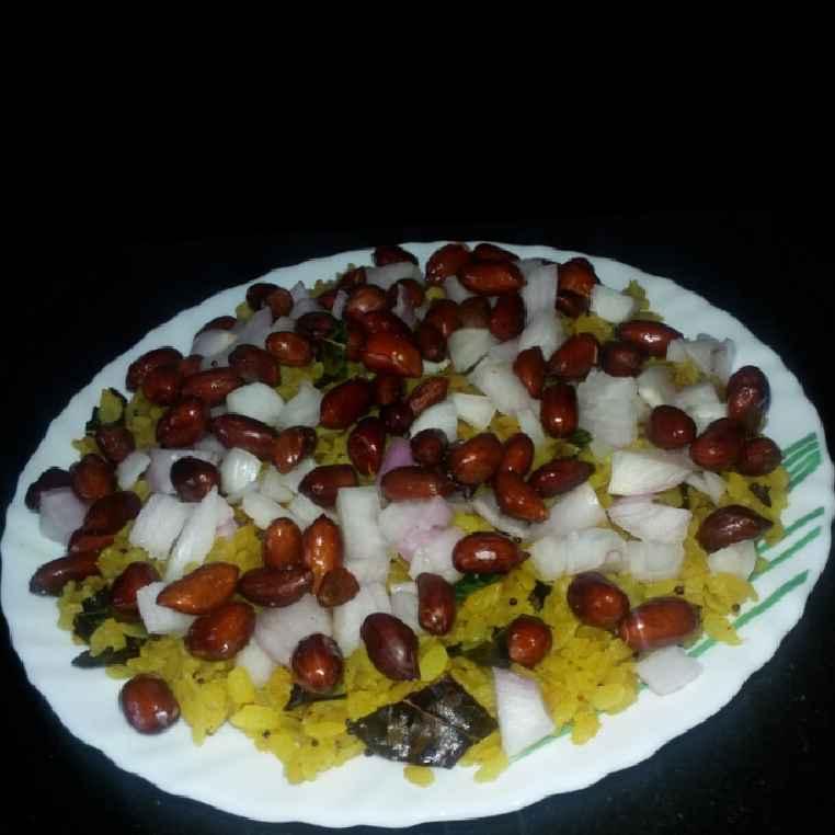 How to make झटपट इंदौरी पोहा