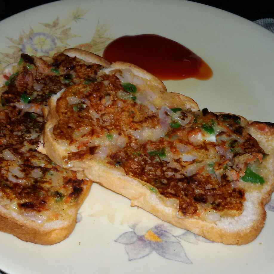 Photo of Semolina toast by Neha Singh at BetterButter