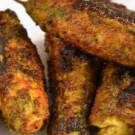 How to make Bharwan karela