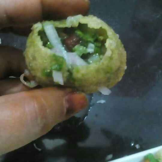 Photo of Gupchup ( panipuri) by Shital Sharma at BetterButter