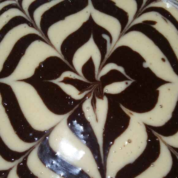 How to make Zebra cake