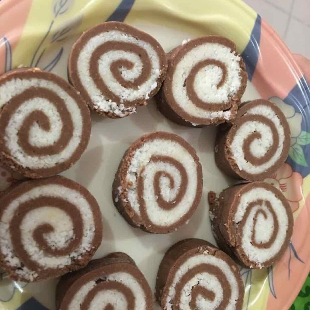 How to make Swiss roll