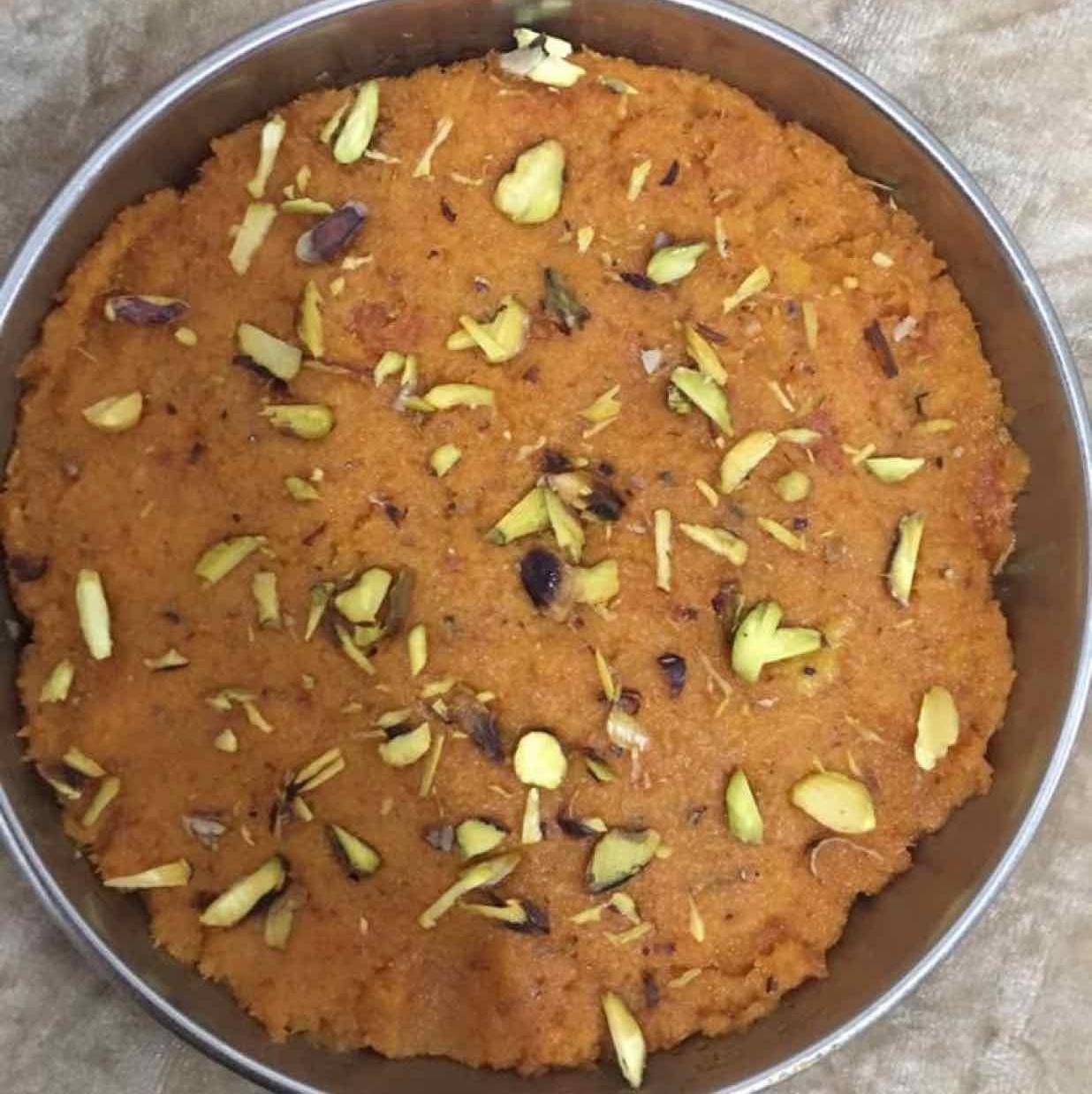 How to make Mango papaya barfi