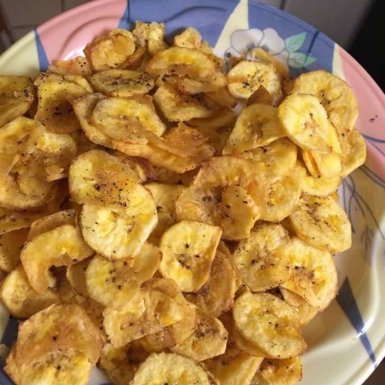 Photo of home made banana chips by Neha Nikul Raval at BetterButter