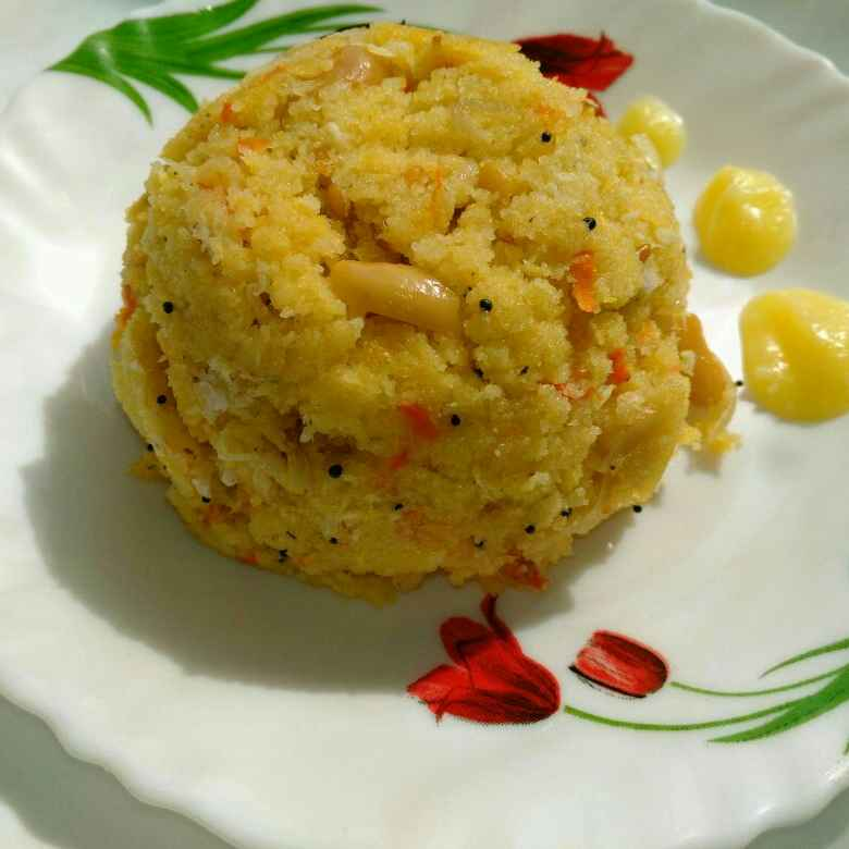 How to make Rawa Upma