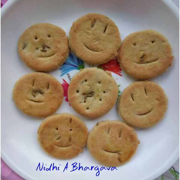 Photo of Healthy smiley cookies by Nidhi Ashwani at BetterButter