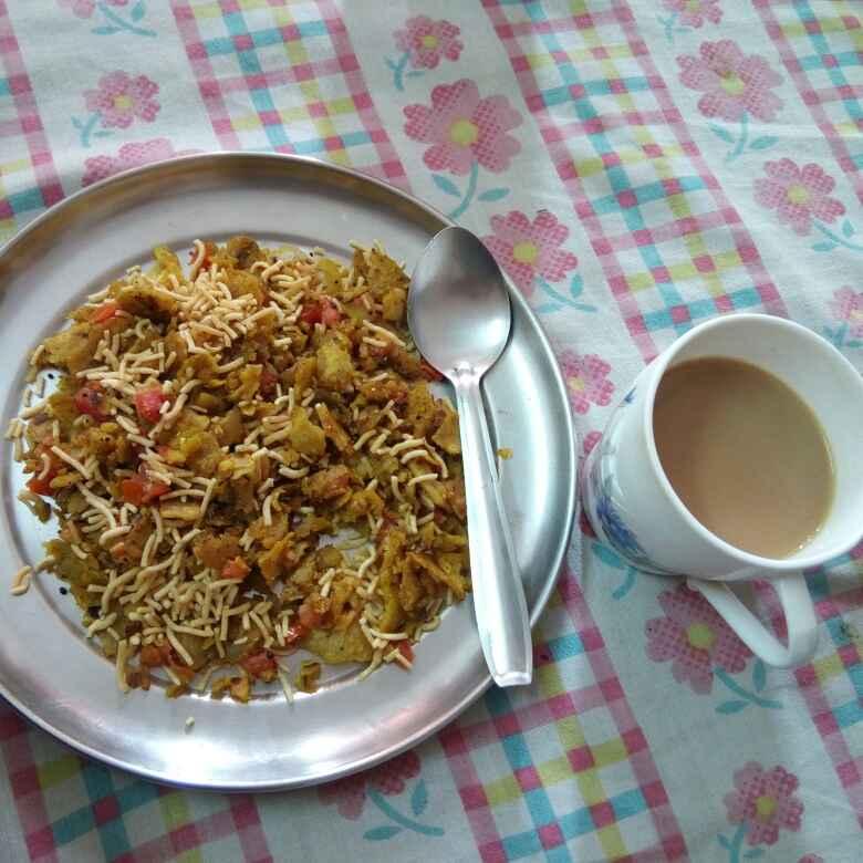 Photo of Roti poha by Nidhi Ashwani at BetterButter
