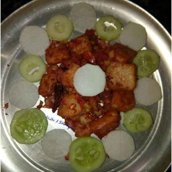 Photo of Bread poha by Nidhi Ashwani at BetterButter