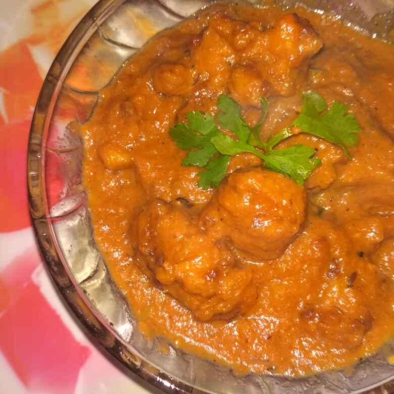 How to make Shahi gobi