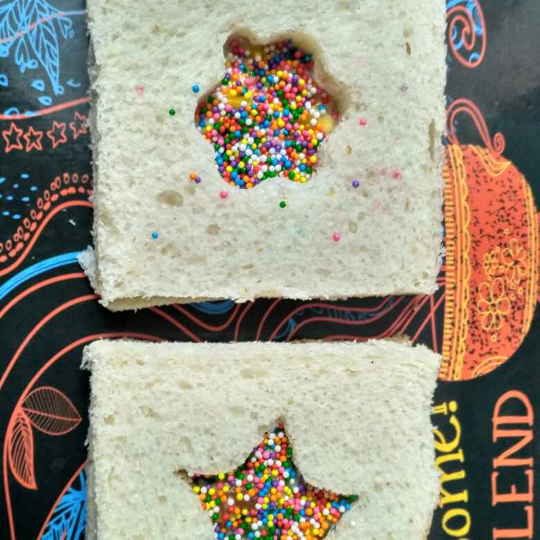 Photo of Mayo saprinkle sandwich by Nidhi Bansal at BetterButter