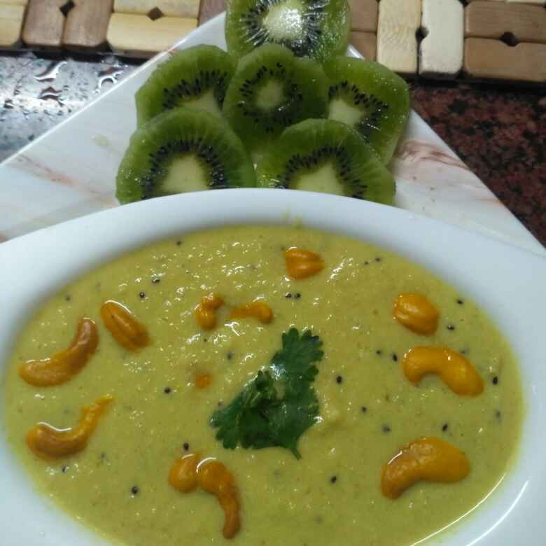 Photo of Kiwi n cashewnut korma by Nidhi Bansal at BetterButter