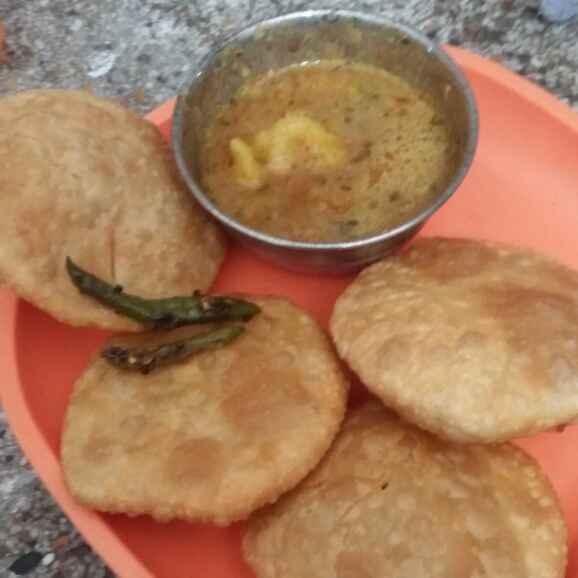 Photo of Moong dal khasta kachori ,aur aaloo ki sabji by Nidhi Garnawat at BetterButter