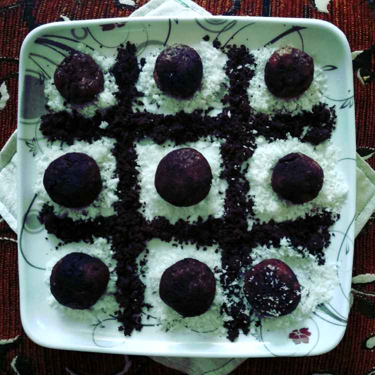 How to make Coconut chocolate candy