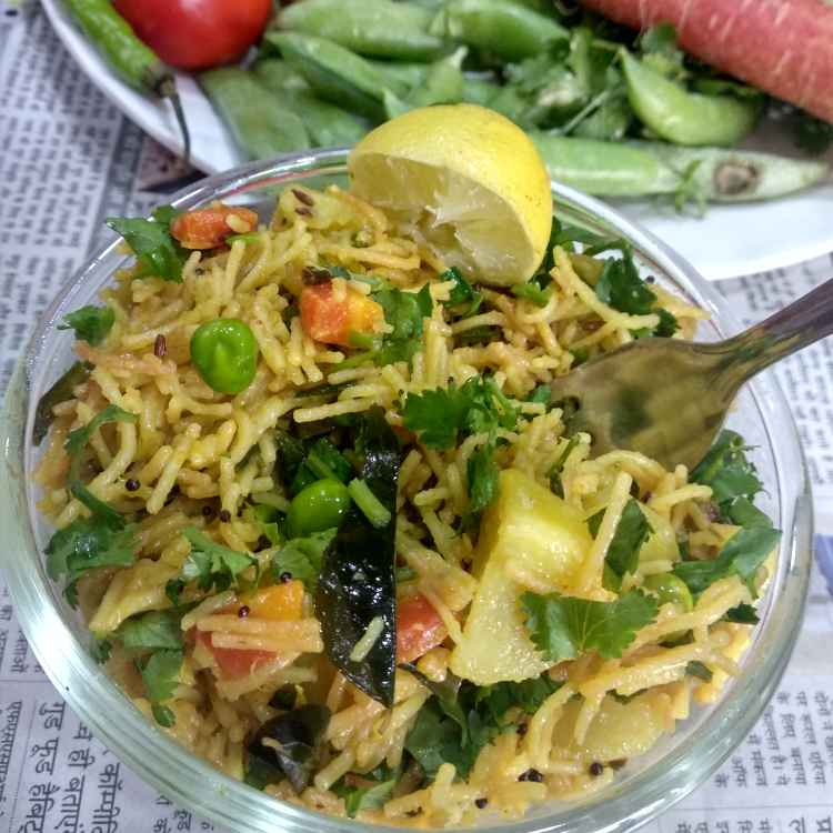 Photo of Vegi Vermicelli by Nidhi Joshi at BetterButter