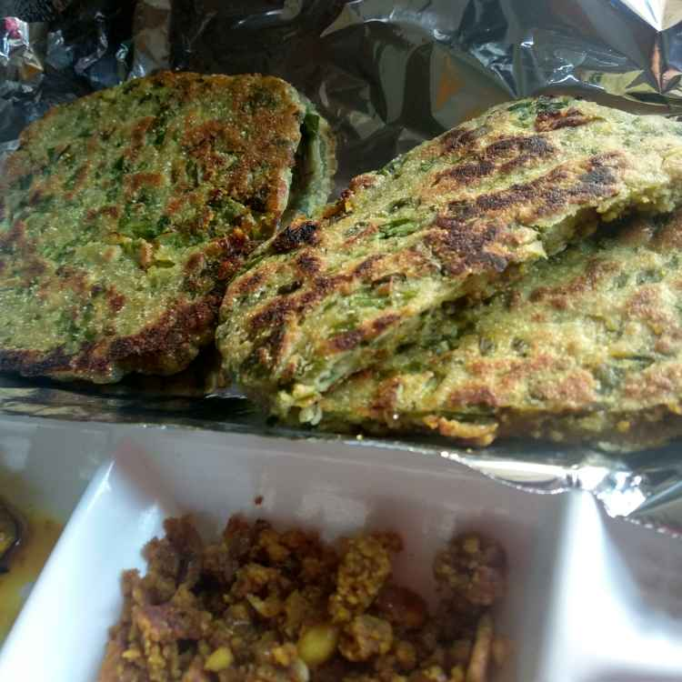 Photo of Corn masala parantha by Nidhi Joshi at BetterButter