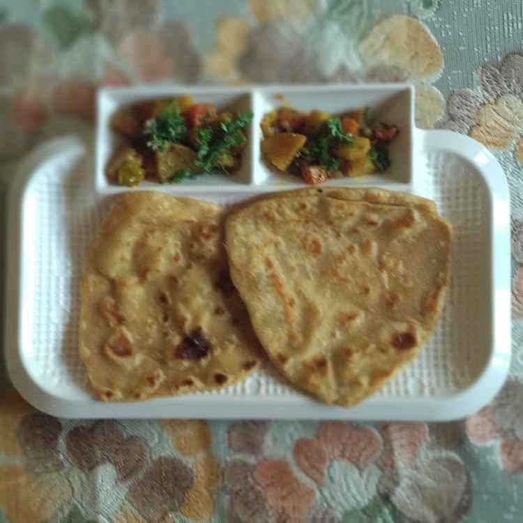 Photo of Simple parantha by Nidhi Joshi at BetterButter