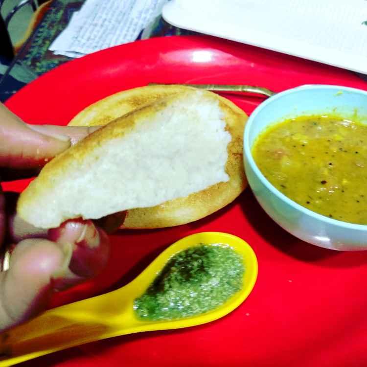 How to make Minapa roti (Dibba roti)
